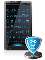 Smartphone security software