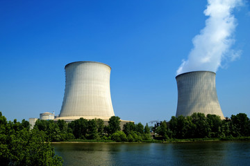 nuclear power plant waterfront