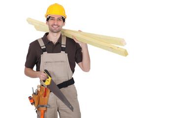 A carpenter.