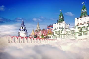 Kremlin, the collage