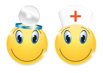 Medical smiley