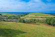 St Catherin's Abbey and Abbotsbury Coast