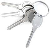 Fototapety keys