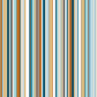 Retro Stripes Seamless Pattern