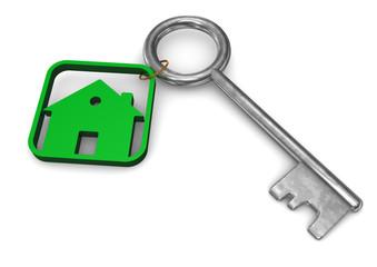Key House Symbol