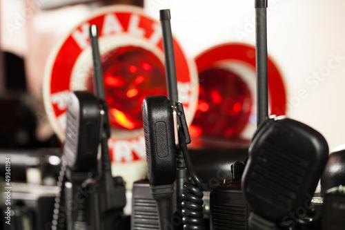 Feuerwehr Funkgeräte für den Einsatz