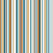Retro Stripes Seamless Pattern Waves