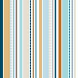 Seamless Stripe Pattern Retro