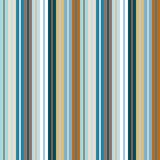 Seamless Pattern Wide/Narrow Stripes Retro