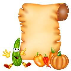 pergamena verdure