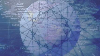 Erde - Globus - Globalisierung