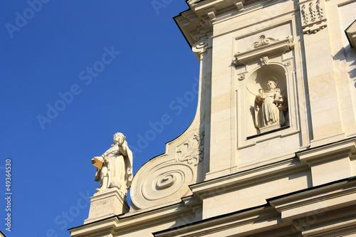 Wien, Postgasse, Dominikanerkirche