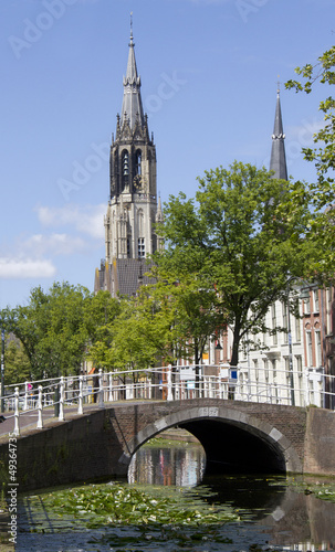 Delft, Holland