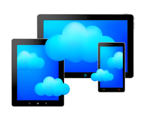 Tablets and clouds