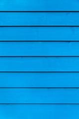 Blaue Holzwand, Naturmaterial, Holzverkleidung, Hintergrund