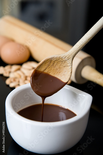 ingredienti per fare una torta al cioccolato