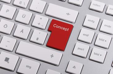 Tastatur Concept