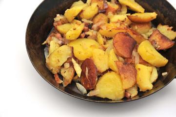 kartoffeln mit speck