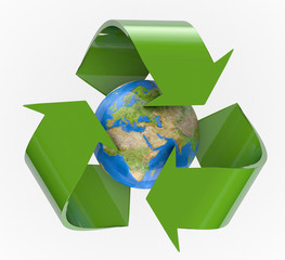 Recycling Earth