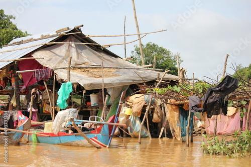 Habitation de pêcheurs