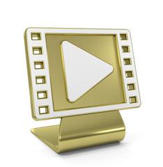 """Movie"" Golden Icon"
