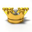 Goldene Krone Groß