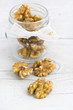 Noci sgusciate - Shelled Walnuts
