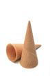 Galleta en forma de cono para helados