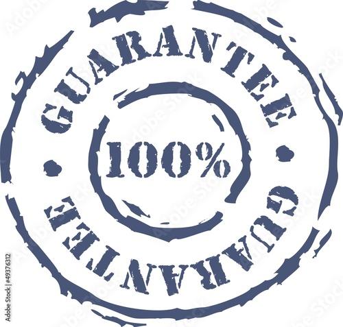 tampon 100% guarantee