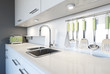 interior design kitchen in 3d