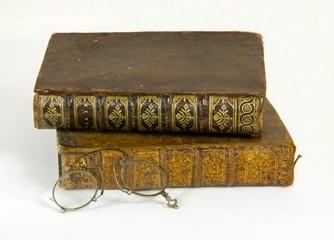 livres anciens (18 ème siècle)