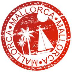 Stamp - Mallorca, Spain