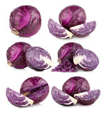 collection of red cabbage images