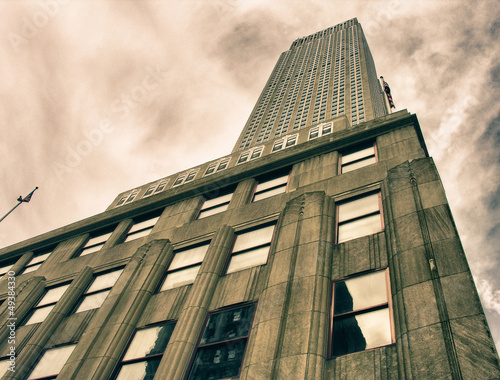 Architecture of New York City - 49384330