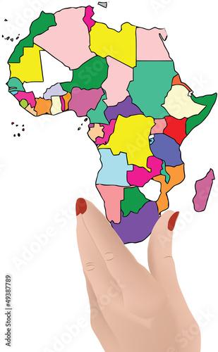 sostegno continente africano