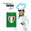 Traditional italian best food from Chef.Design menu restaurant