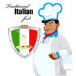 Traditional italian best food from Chef.Design menu restaurant.