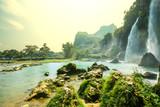 Fototapety Waterfall in Vietnam