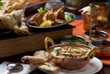 Fototapeta indian food