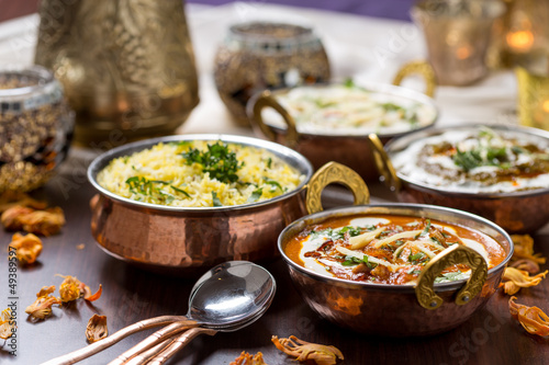 indian food - 49389597