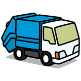 Cartoon Car 75 : Garbage Truck
