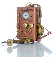 Copper Phone.