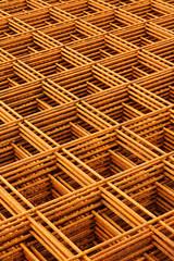 Welded wire fabric (WWF)