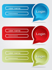 bubble  login