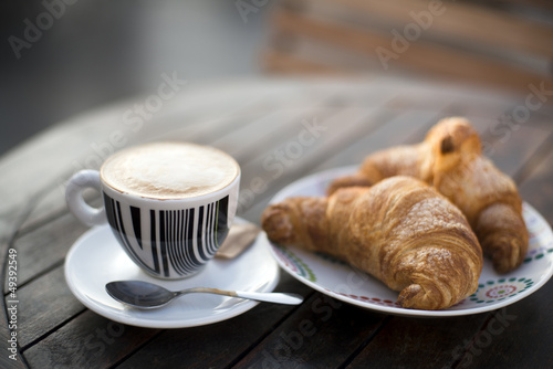 canvas print picture Cappuccino
