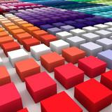 Fototapety Color palette