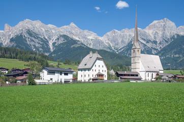 Urlaubsort Maria Alm im Salzburger Land