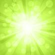 Green light background