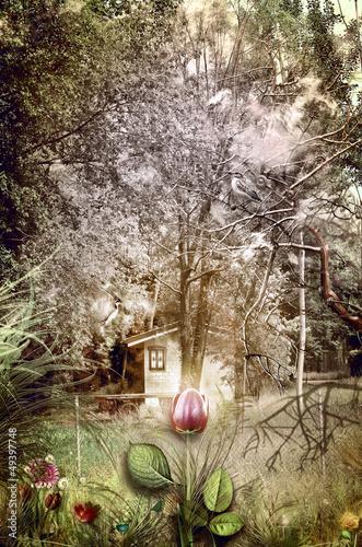 zloty-tulipan-w-ciemnosci