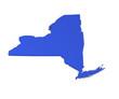 New York 3d map